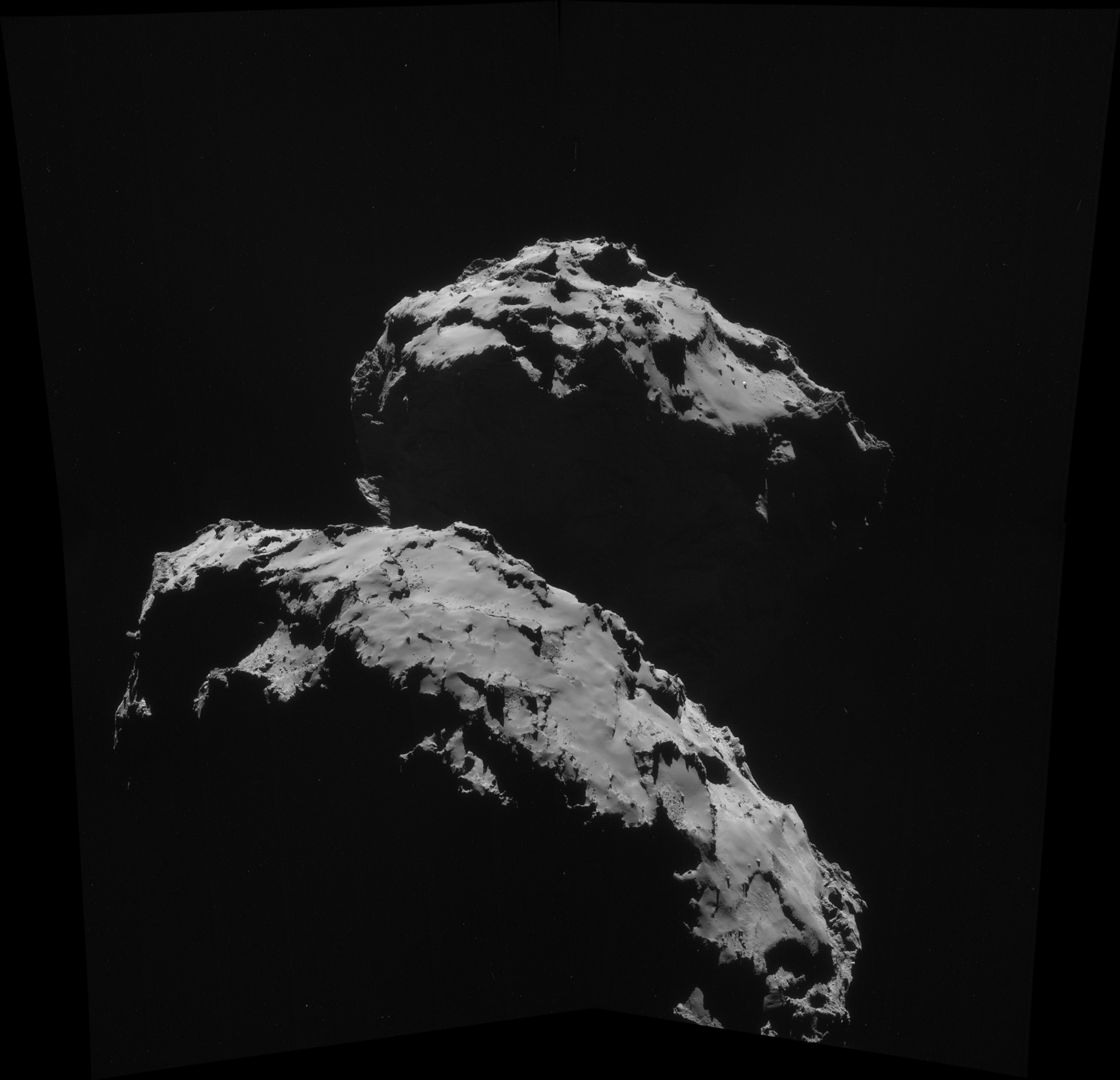 CometWatch – 10 September – Rosetta – ESA's comet chaser