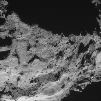 ESA_Rosetta_NAVCAM_140930_A