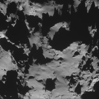 ESA_Rosetta_NAVCAM_141002_A