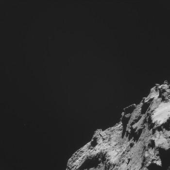 ESA_Rosetta_NAVCAM_141008_B