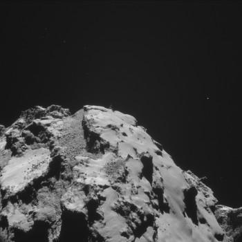 ESA_Rosetta_NAVCAM_141008_C