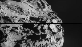 ESA_Rosetta_NAVCAM_141008_montage