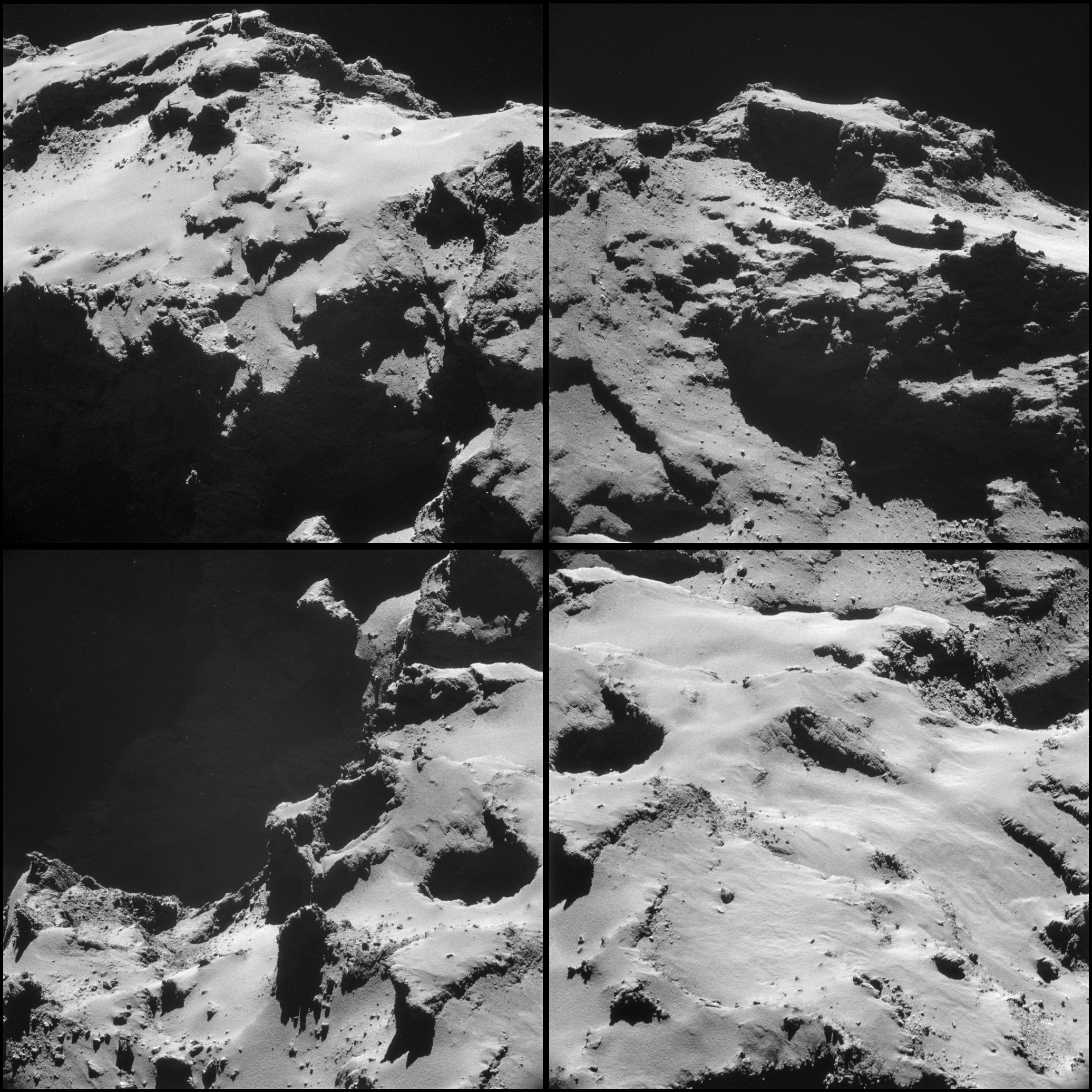 CometWatch at 10 km – Rosetta – ESA's comet chaser