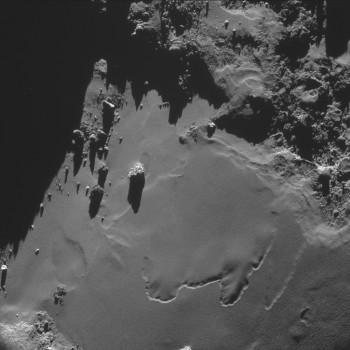 ESA_Rosetta_NAVCAM_141018_A