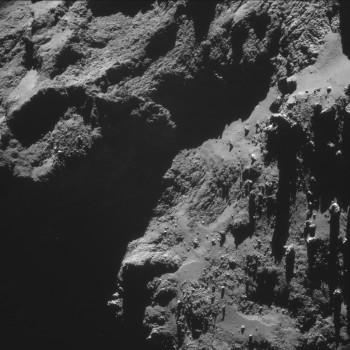 ESA_Rosetta_NAVCAM_141018_B