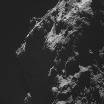 ESA_Rosetta_NAVCAM_141018_C