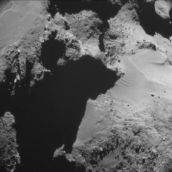 ESA_Rosetta_NAVCAM_141024_A