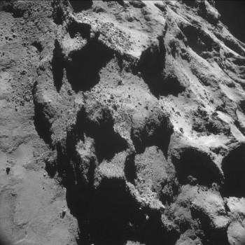 ESA_Rosetta_NAVCAM_141024_B