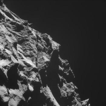 ESA_Rosetta_NAVCAM_141024_C