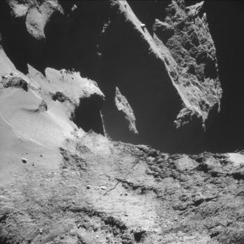ESA_Rosetta_NAVCAM_141024_D