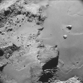 ESA_Rosetta_NAVCAM_141026_A