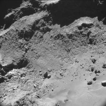 ESA_Rosetta_NAVCAM_141026_B