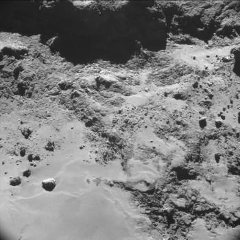 ESA_Rosetta_NAVCAM_141026_C