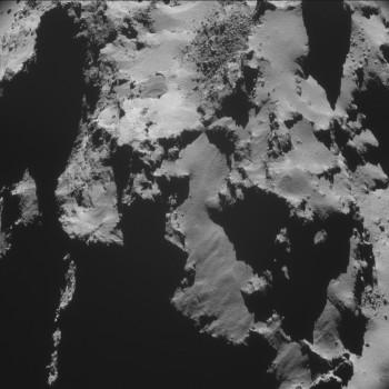ESA_Rosetta_NAVCAM_141028_A