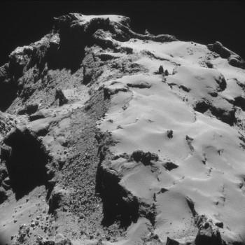 ESA_Rosetta_NAVCAM_141028_B