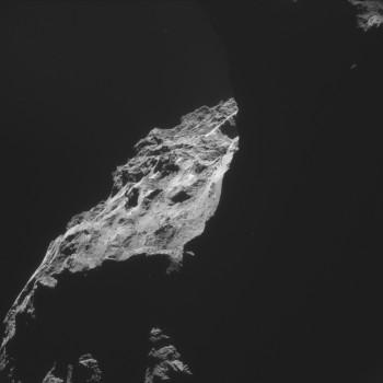 ESA_Rosetta_NAVCAM_141030_A