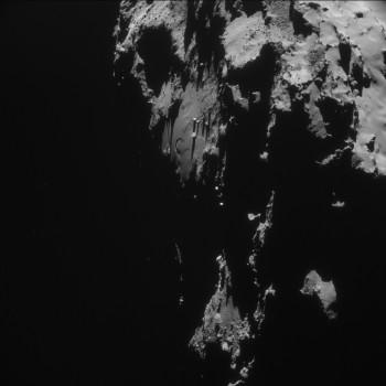 ESA_Rosetta_NAVCAM_141201_A