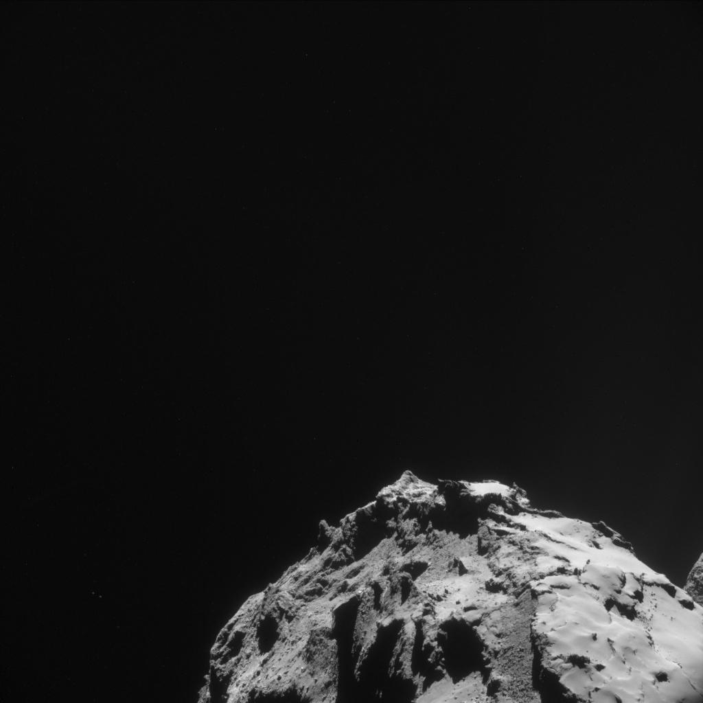 CometWatch – 1 December | Rosetta