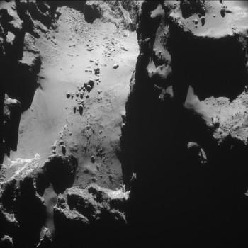ESA_Rosetta_NAVCAM_141209_A