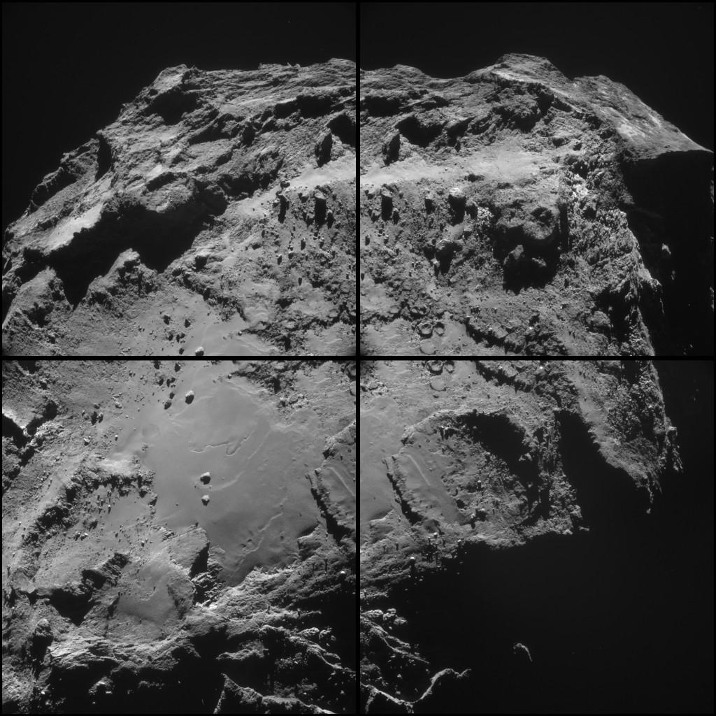 ESA_Rosetta_NAVCAM_20141214_Montage