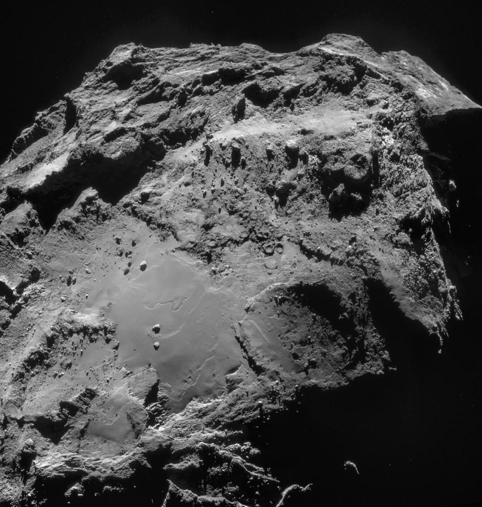 Mosaic_ESA_Rosetta_NAVCAM_20141214