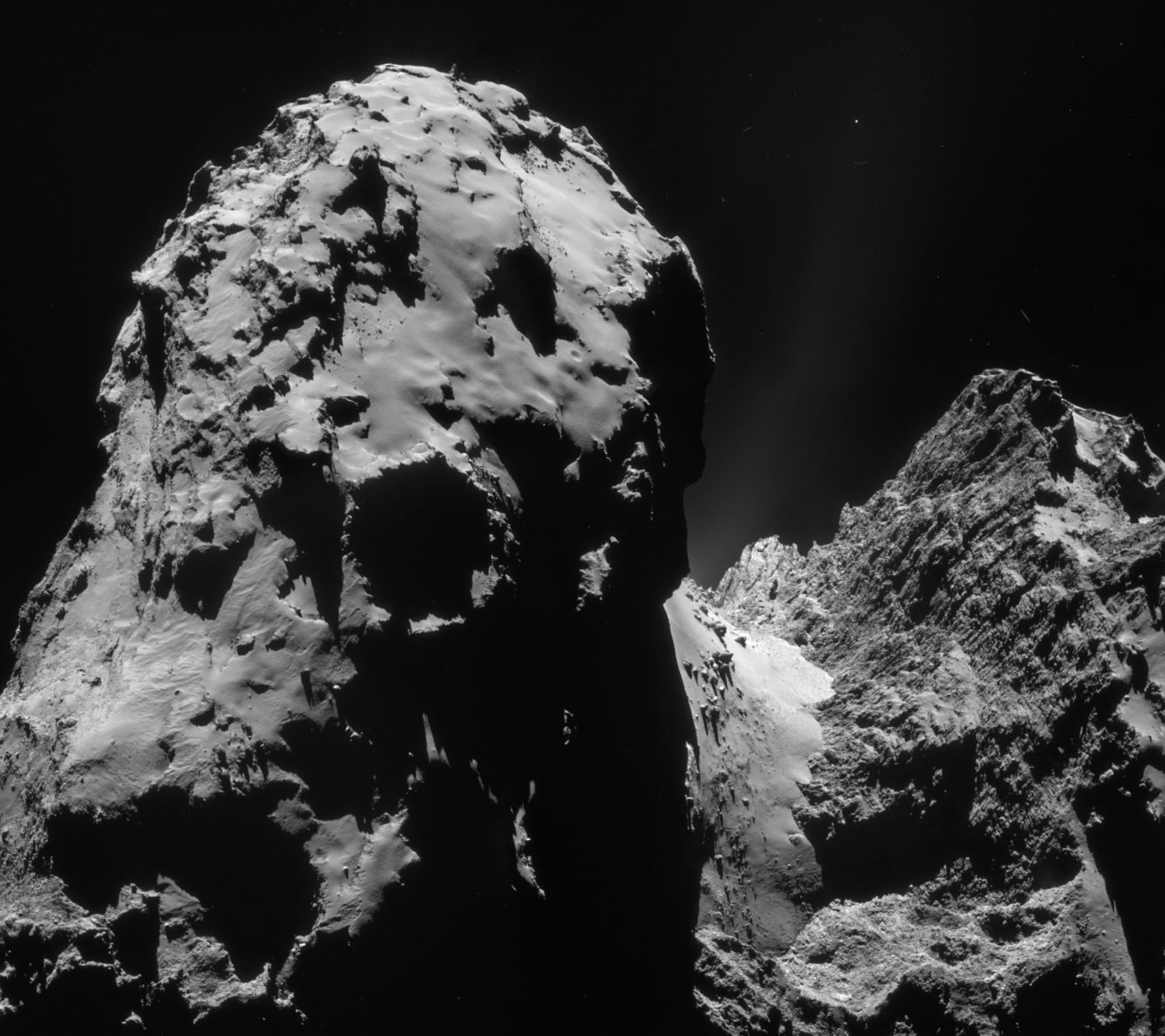 CometWatch 10 December – Rosetta – ESA's comet chaser