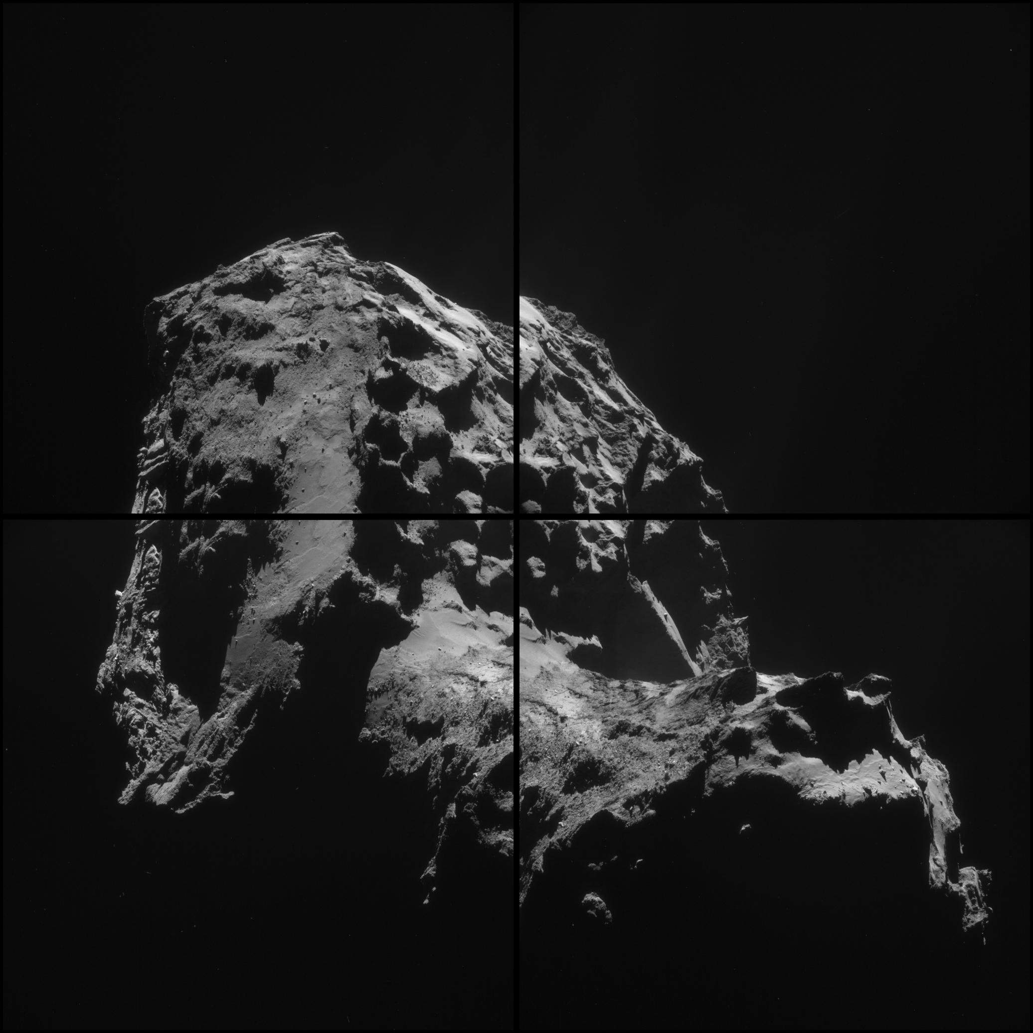 Rosetta in 2015 | Rosetta - ESA's comet chaser