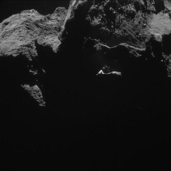 ESA_Rosetta_NAVCAM_20150103_A