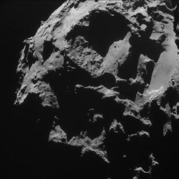 ESA_Rosetta_NAVCAM_20150108_A