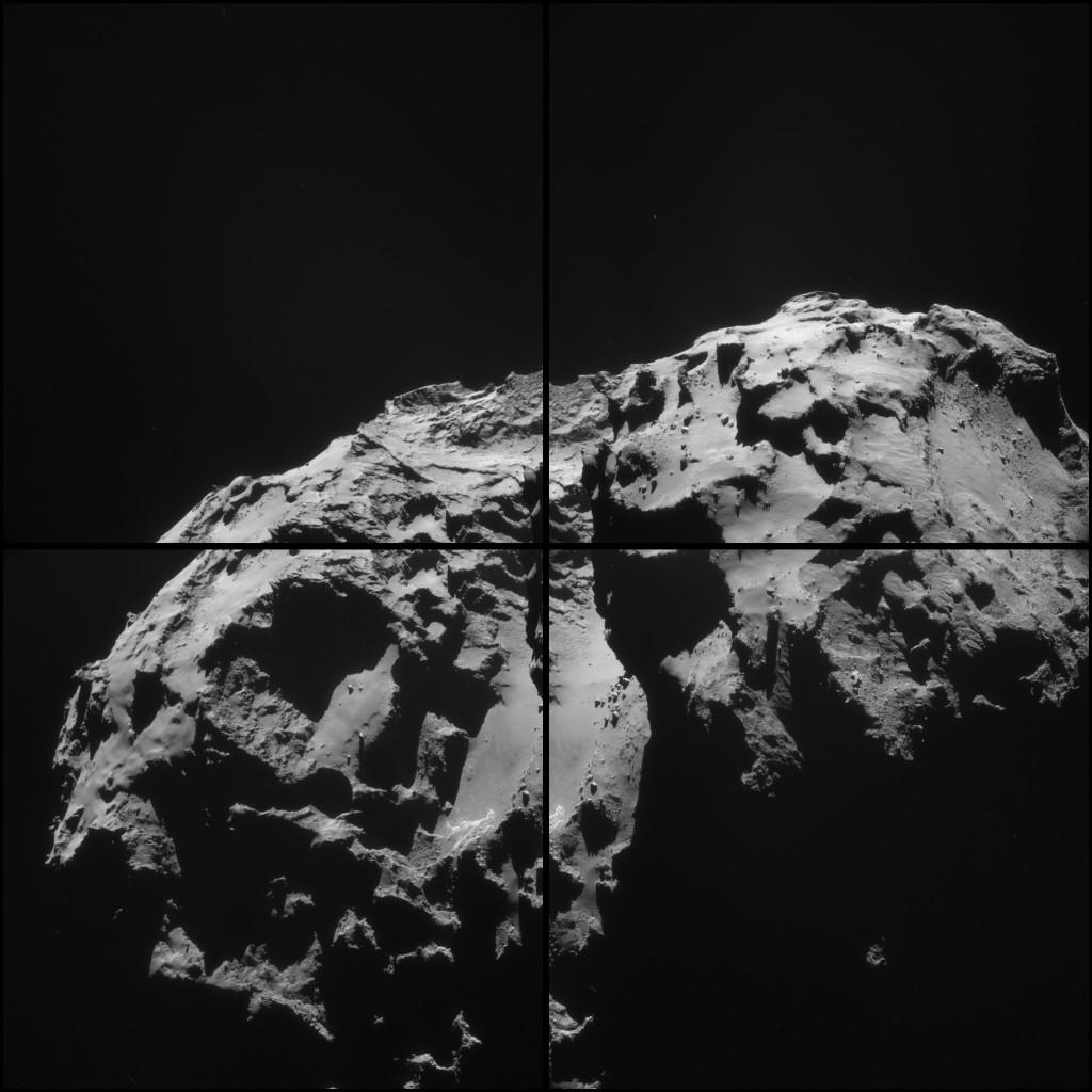ESA_Rosetta_NAVCAM_20150108_montage