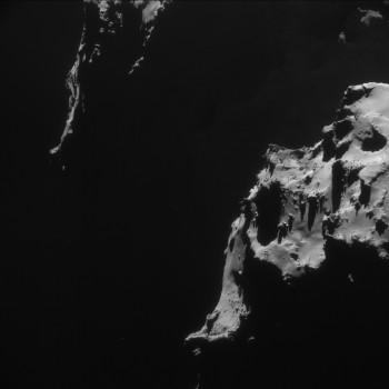 ESA_Rosetta_NAVCAM_20150121_A