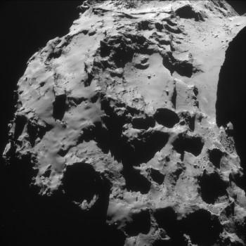 ESA_Rosetta_NAVCAM_20150122_A