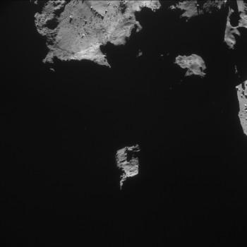 ESA_Rosetta_NavCam_20150112A