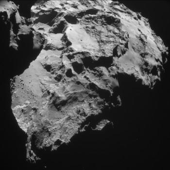 ESA_Rosetta_NavCam_20150112D