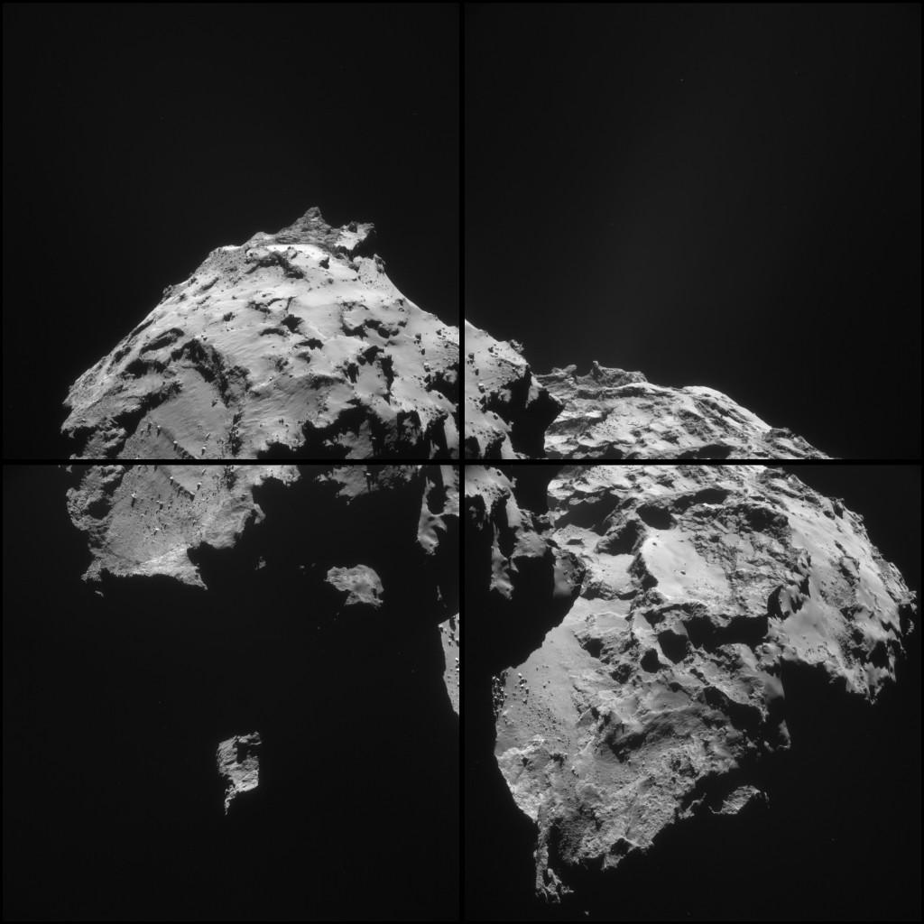 ESA_Rosetta_NavCam_20150112_Montage