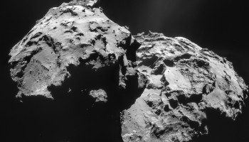 ESA_Rosetta_NavCam_20150112_Mosaic