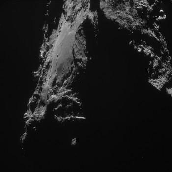 ESA_Rosetta_NavCam_20150116A