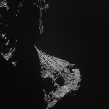 ESA_Rosetta_NavCam_20150116D
