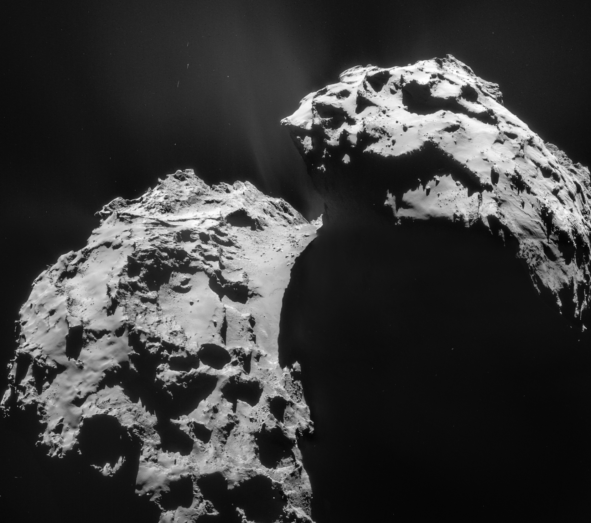 More change in Hapi? – CometWatch 22 January – Rosetta ...