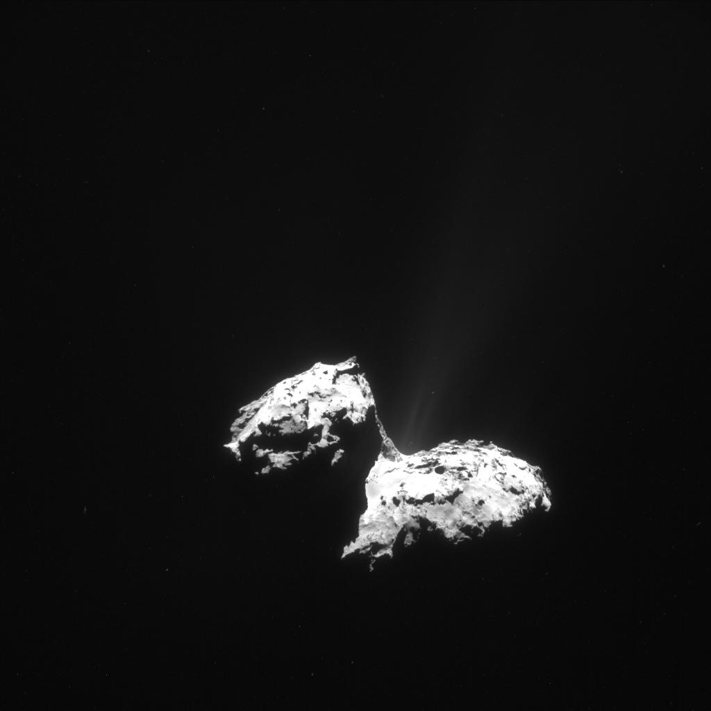 ESA_Rosetta_NAVCAM_20150206