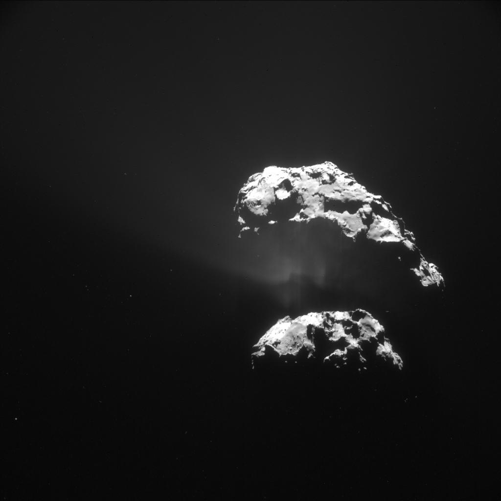 ESA_Rosetta_NAVCAM_20150209