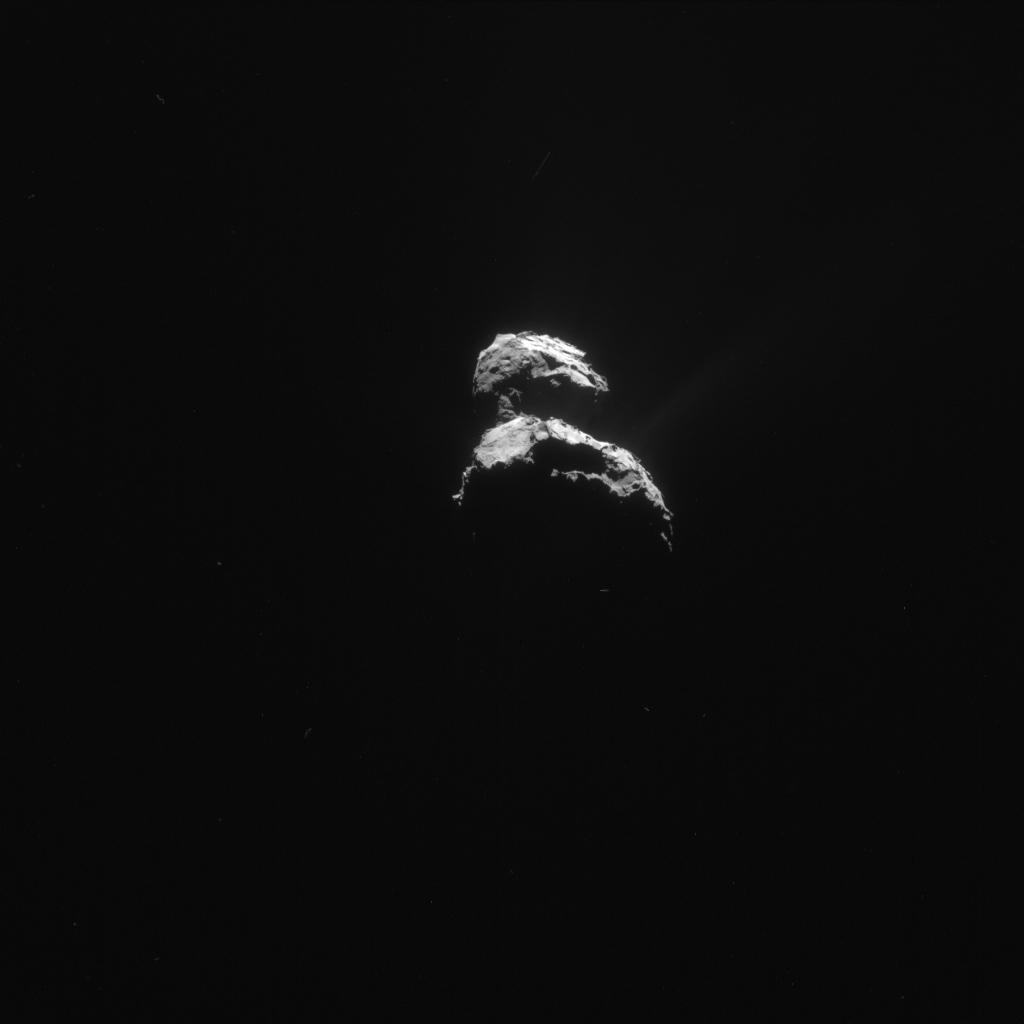 ESA_Rosetta_NAVCAM_20150218