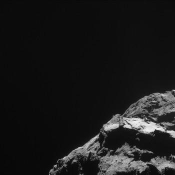 ESA_Rosetta_NavCam_20150126B