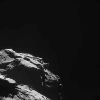 ESA_Rosetta_NavCam_20150126C