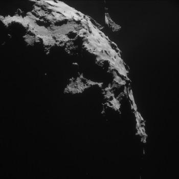 ESA_Rosetta_NavCam_20150126D