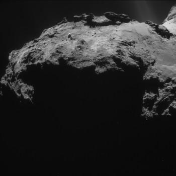 ESA_Rosetta_NavCam_20150131A