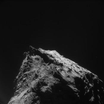 ESA_Rosetta_NavCam_20150131C