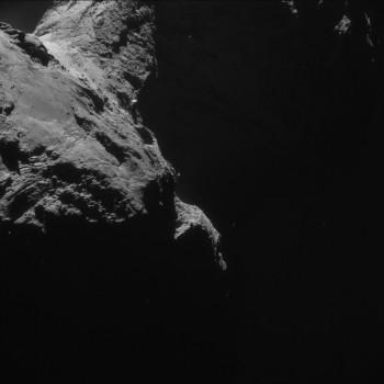 ESA_Rosetta_NavCam_20150131D