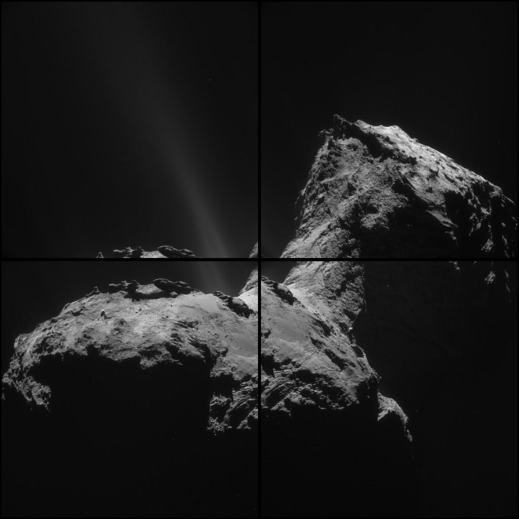 ESA_Rosetta_NavCam_20150131_Montage