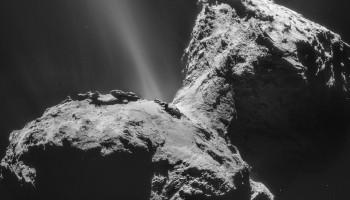 ESA_Rosetta_NavCam_20150131_Mosaic